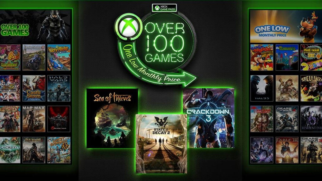 Microsoft Store is selling a 12-month subscription of Xbox Game Pass for  just $99.99. That's a $20 savings from what it normally costs.