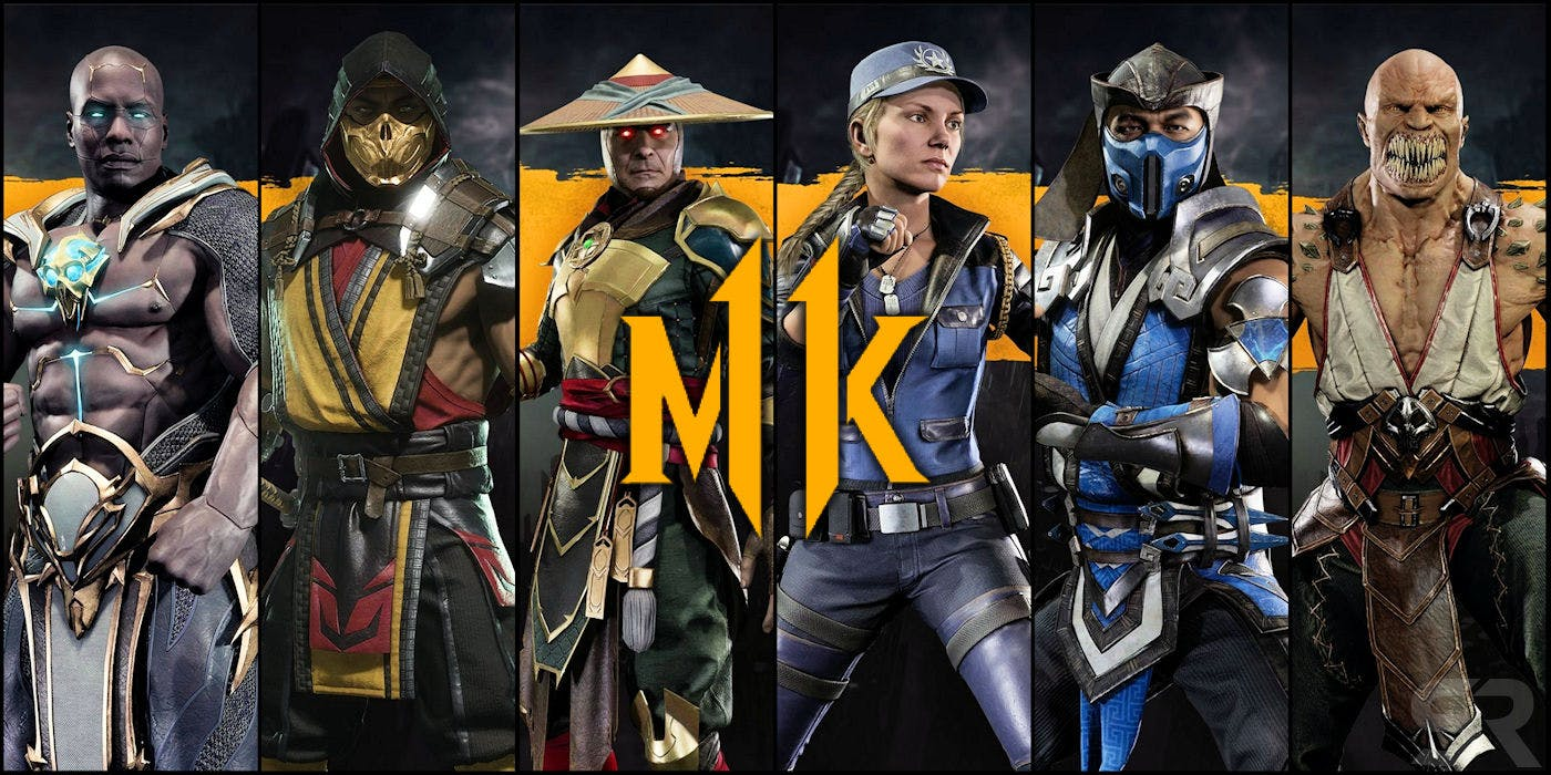 Mortal Kombat 11 is under $40 for 24 hours only - Game Deals 365